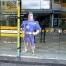 Decoração de vitrine banco Bonsucesso