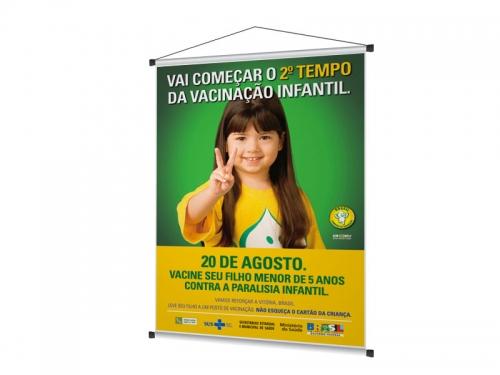 Banner em Lona Impressão Digital