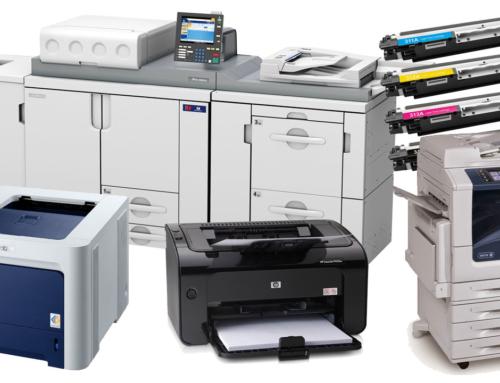 Impressora: Como escolher a ideal para sua gráfica