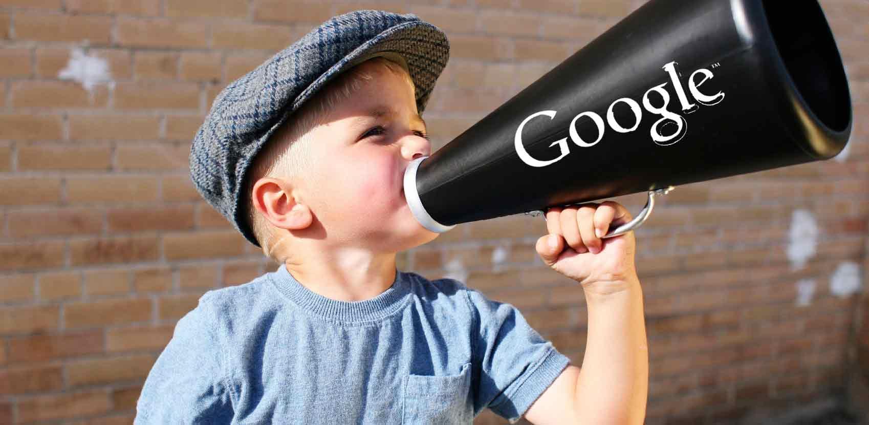 Como Divulgar no Google